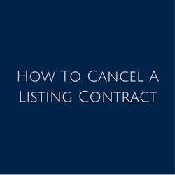 how-to-cancel-a-listing-contrat